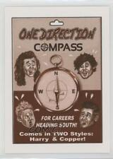 2017 Topps Wacky Packages 50th Anniversary #8 One Direction Compass Card 2q2