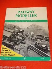RAILWAY MODELLER - MAY 1959 - RICHARDS CASTLE & JOHNSHAVEN