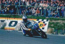 Freddie Spencer Hand Signed Photo 12x8 1.