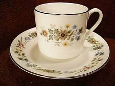 """ROYAL DOULTON """"PASTORALE"""" Coffee Cup & Saucer H5002"""
