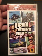 Grand Theft Auto: Vice City Stories (Sony Psp, 2006) Brand New