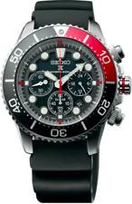 Seiko Prospex Solar SSC617 Rubber Band Men's Diver Watch