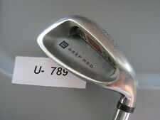 Wilson DEEP RED  FatShaft  Pitching Wedge  Fatshaft Regular Flex Steel  # U- 789