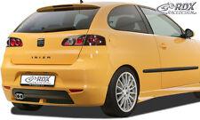 RDX Heckansatz SEAT Ibiza 6L Facelift / FR Heck Ansatz Schürze Diffusor Hinten