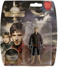 "BBC TV SERIES ADVENTURES OF MERLIN 3.75"" ACTION FIGURE BLISTER - UTHER Damaged"