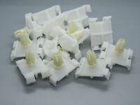 10 Druckknopf Zierleistenclip Clips für A208 C215 W202 W203 W210 A0019888081