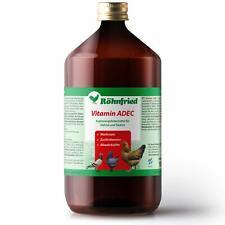 Röhnfried Vitamin ADEC 1000ml (geeignet für Hühner und Tauben)