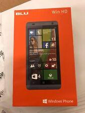 NEW BLU Win HD W510U - 8GB Windows Phone Smartphone - GREY