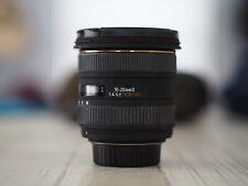 Sigma 10-20mm f/4-5.6 EX DC HSM Autofocus Zoom Lens for Nikon