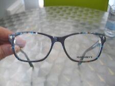 Brand New Women Humphrey's Eyeglasses 583037 70 Blue Multicolor 50-15