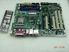 SuperMicro C2SBX Rev 2.02 Motherboard W/ Intel E8500 Core2 CPU, I/O #TQ1367