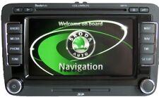 Skoda Columbus Reparatur Radio Navigation RNS 510 Oktavia Superb STARTET NICHT