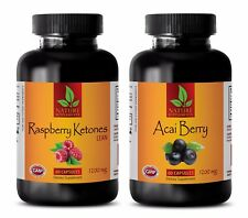 Fat loss pills for men - RASPBERRY KETONES – ACAI BERRY COMBO - acai extract pil