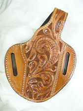 4 Kimber Colt Government 1911 45 Leather Gun Handgun Carry Belt Holster