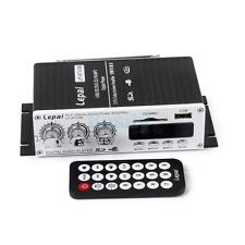 Car MP3 Hi-Fi Stereo Audio Amplifier USB SD DVD CD FM MP3 Remote Controller