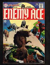 """Star Spangled War Stories #145~ Enemy Ace/""""Return of the Hangman""""~ 1969 (3.5) Wh"""