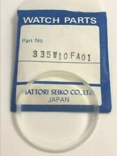 Crystal and Gasket for Seiko Golden Tuna 1000m Diver 7c46 -7008 7009 335W10FA01