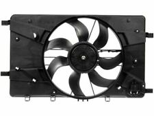 For 2016 Chevrolet Cruze Limited Auxiliary Fan Assembly Dorman 97921GN