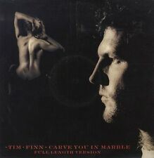 """Tim Finn Carve You In Marble (1986 Marble Mix  Uk 12"""""""