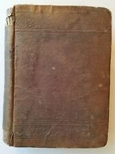 The Fifth American Chess Congress by Charles A. Gilberg, Brentano's, 1881