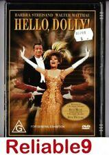 Barbra Streisand- Hello, Dolly DVD+Special features Sealed R4- 1969/2002 Fox AUS