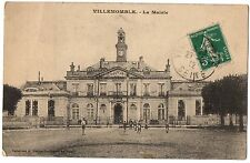 CPA 93 - VILLEMOMBLE (Seine Saint Denis) - La Mairie (petite animation)