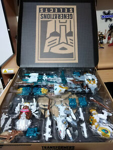 Transformers Generations Selects Beast Wars 2 God Neptune used complete