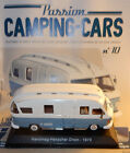 HACHETTE PASSION CAMPING-CAR 1/43 DU N°6 au N°11 avec FASCICULE in blister box