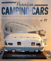 HACHETTE PASSION CAMPING-CAR 1/43 DU N°6 au N°23 avec FASCICULE in blister box