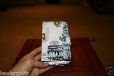 Wallet Cellphone Case Italy Pisa Tower Samsung Galaxy Note 3