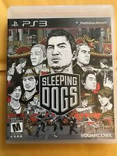 PlayStation 3 Sleeping Dogs ( Tested )