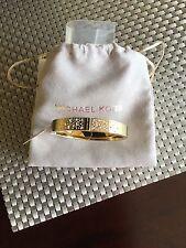 Michael Kors Modern Brilliance Gold Bracelet NWT