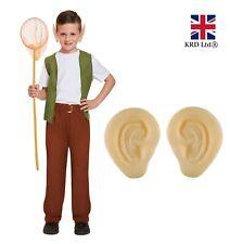Boys FRIENDLY GIANT COSTUME Childrens Kids Book Week Fancy Dress Big Ears 4-12UK