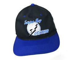 VTG Tampa Bay Lightning Snapback Baseball Hat Sports Specialties NHL Men's OS