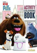 The Secret Life of Pets Activity Colouring Book by Centum Books (Paperback, 2016