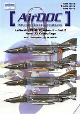 AirDoc Decals 1/48 LUFTWAFFE RF-4 PHANTOM II Norm 72 Camouflage