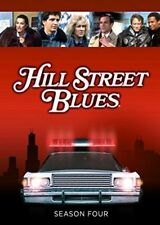 HILL STREET BLUES The Complete FOURTH Season 4 DVD Set 5-Disc Brand New & Sealed