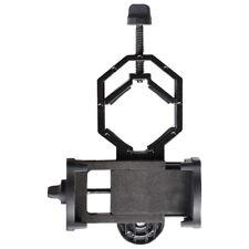 Telescope Spotting Scope Microscope Mount Holder Mobile Phone Camera Adapter
