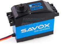 Savox 1/5 35kg 7.4v Metal Geared Waterproof Servo