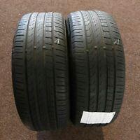 2x Pirelli Cinturato P7 * 245/50 R18 100W DOT 3313 5 mm Sommerreifen
