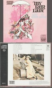My Fair Lady Cd Soundtrack BOF Bande Originale Du Film Pressage 80's Pressing
