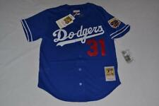 Mitchell & Ness Mike Piazza 1997 #31 Mesh BP Jersey Los Angeles Dodgers 48 XL