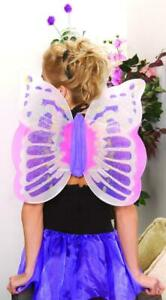 sexy ELEGANT MOMENTS fairy BUTTERFLY pixie SPRITE fairytale GLITTER mesh WINGS