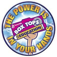 100 Box Tops For Education BTFE Unexpired