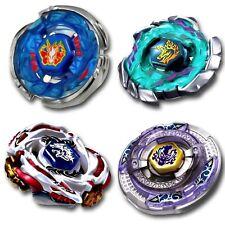 Beyblade 4 Pk Storm Pegasis(Pegasus)+Scythe Kronos+Meteo L Drago+Blitz Unicorno