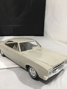 1969 Rambler ambassador dealer promo toy car