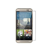 PACK OF 6 CRYSTAL CLEAR SCREEN PROTECTOR FOR HTC ONE M9
