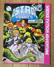 Astral Comics issue #1 sci-fi fantasy Bronze Age comic book space superhero