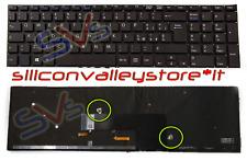 Tastiera ITALIANA COMPATIBILE Sony Vaio Fit 15 SVF15 SVF153 SVF152 Backlit