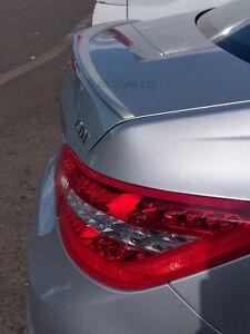 Rear boot trunk spoiler for Mercedes Benz E-Class W207 C207 A207 E220 E250 E350